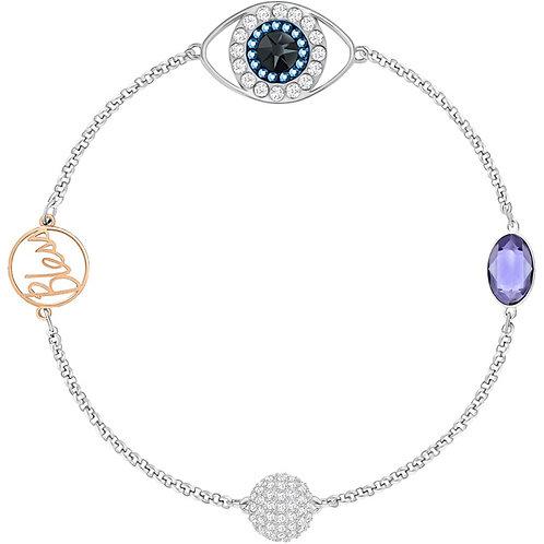 SWAROVSKI Remix Collection Evil Eye Protection Bracelet - 5365749