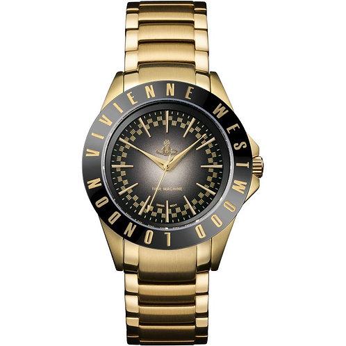 Vivienne Westwood Gold Westminster II Watch - VV1099BKGD