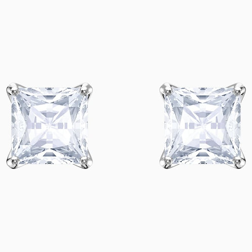 SWAROVSKI Clear Crystal Attract Stud Earrings - 5430365