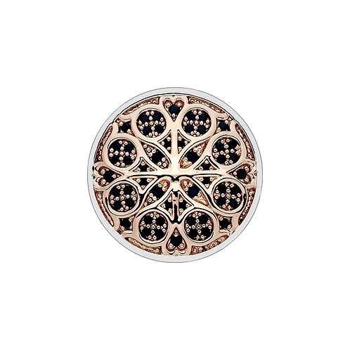 Emozioni by Hot Diamonds Rose Gold Radici Coin - EC209