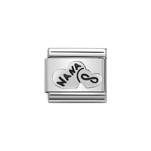 Nomination Silvershine NANA Charm Link - 330101/19
