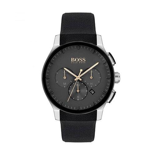 Hugo Boss Black Peak Silicone Band Men's Watch - 1513759