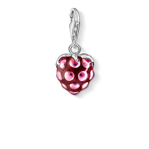 Thomas Sabo Silver Raspberry Charm - 1120-007-9