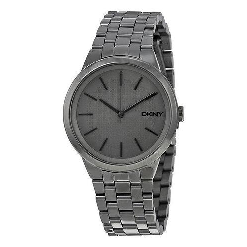 DKNY Ladies Grey Park Slope Watch - NY2384
