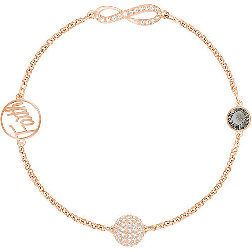 SWAROVSKI Remix Collection Faith and Infinity Knot Bracelet - 5365734