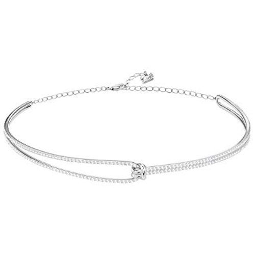 SWAROVSKI Lifelong Clear Crystal Choker Necklace - 5390822