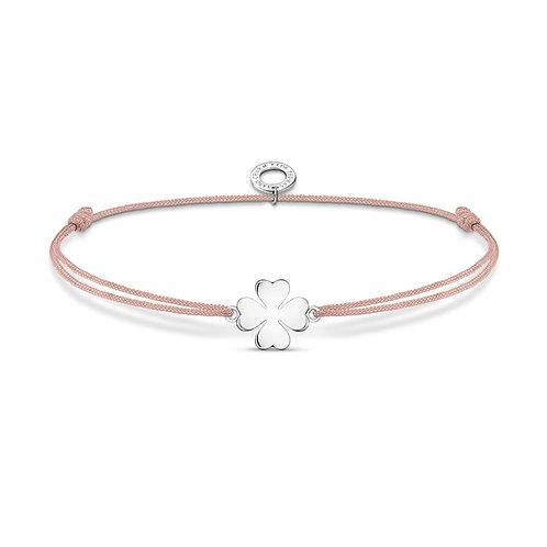 Thomas Sabo Little Secrets Lucky Clover Bracelet - LS120-173-19