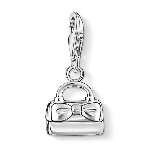 Thomas Sabo Small Silver Handbag Charm - 0874-001-12