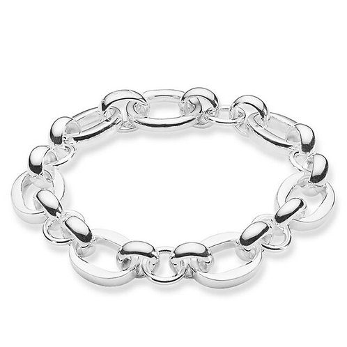 Thomas Sabo Silver Heavy Bracelet - A968-001-12-19