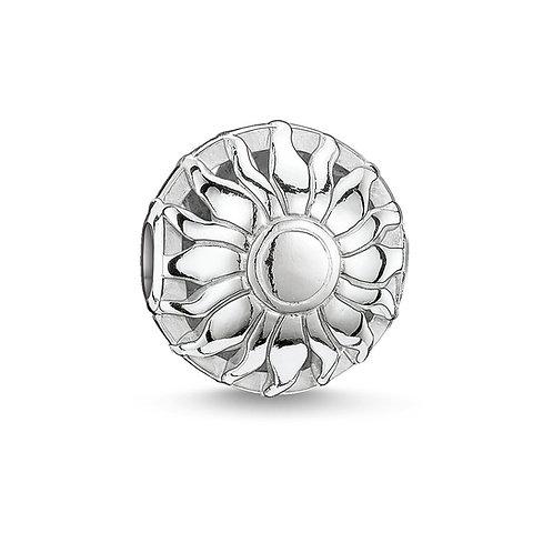 Thomas Sabo Karma Silver Sunrise Bead Charm - K0057-001-12