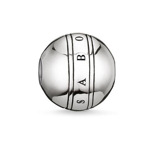 Thomas Sabo Karma Logo Bead Charm - K0014-001-12