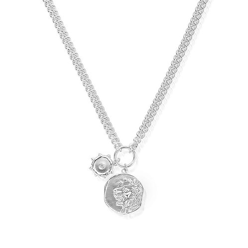 ChloBo Sterling Silver The Ariella Necklace - SNTC801