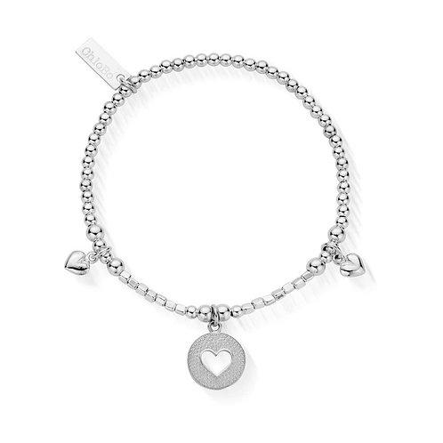 ChloBo Sterling Silver Soul Connection Bracelet - SCVAL21