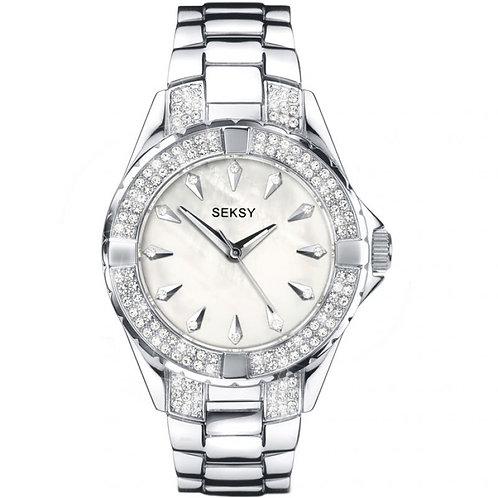 Sekonda Seksy Ladies Intense Mother of Pearl Dial Watch - 4522