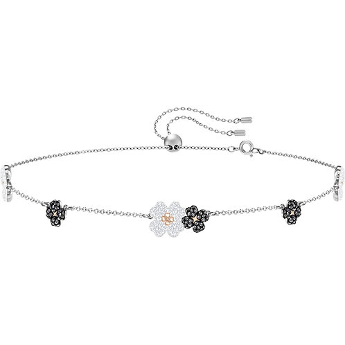 SWAROVSKI Latisha Choker Flower Necklace - 5389491