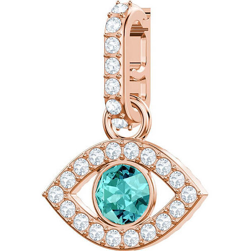 SWAROVSKI Remix Collection Crystal Protection Evil Eye Charm - 5434401