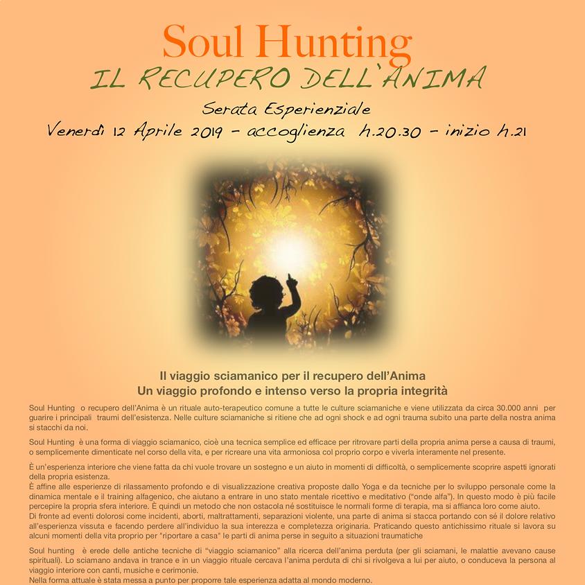SOUL HUNTING - Il Recupero Dell'Anima