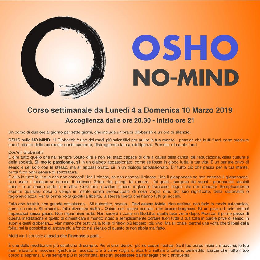 OSHO NO-MIND - con Navala