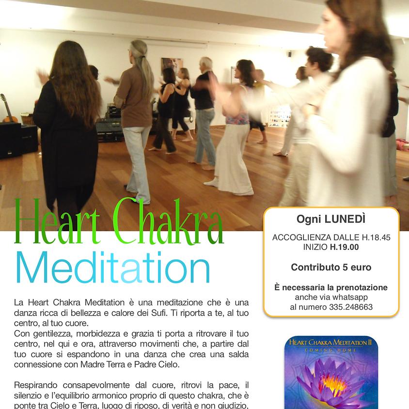 HEART CHAKRA MEDITATION - con Navala
