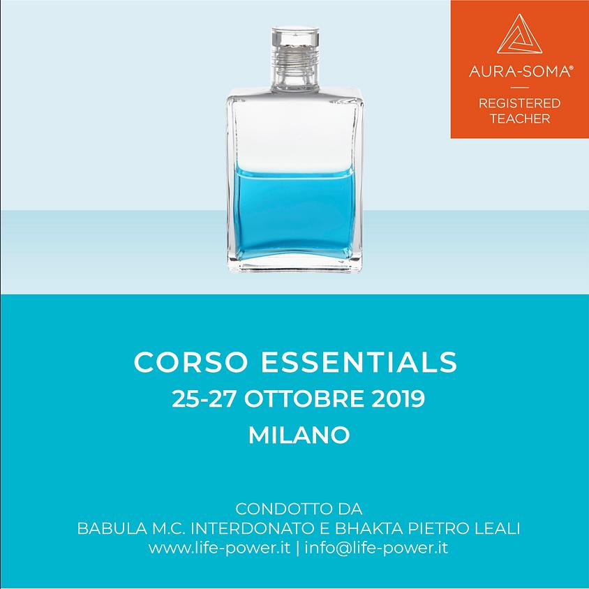 AURA-SOMA® ESSENTIALS - Corso Esperienziale Milano