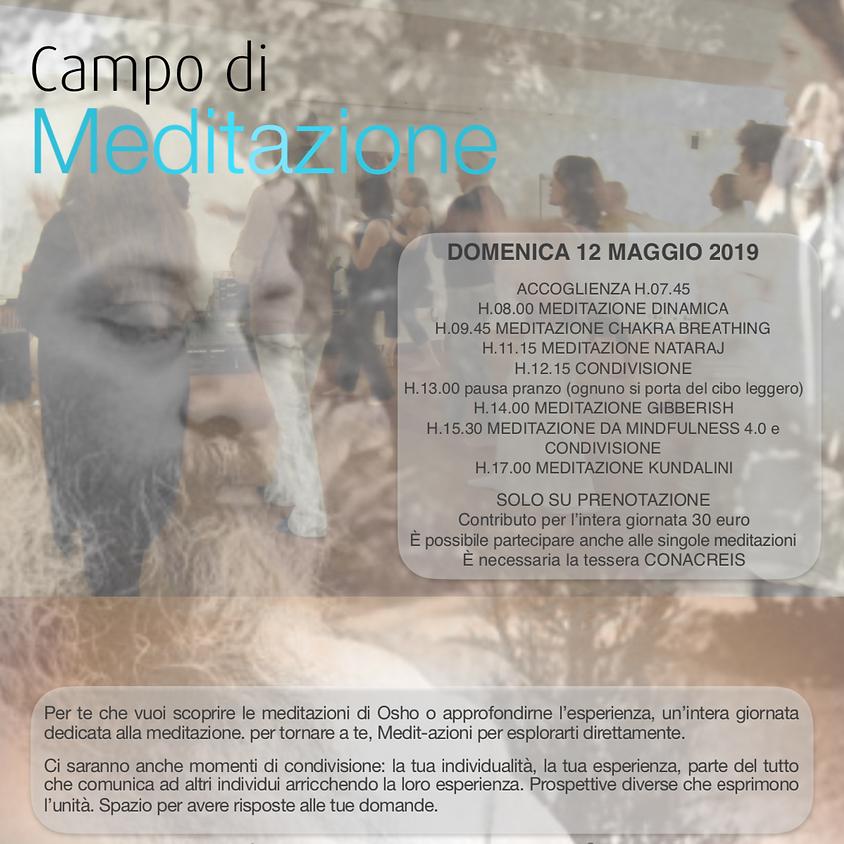 CAMPO DI MEDITAZIONE