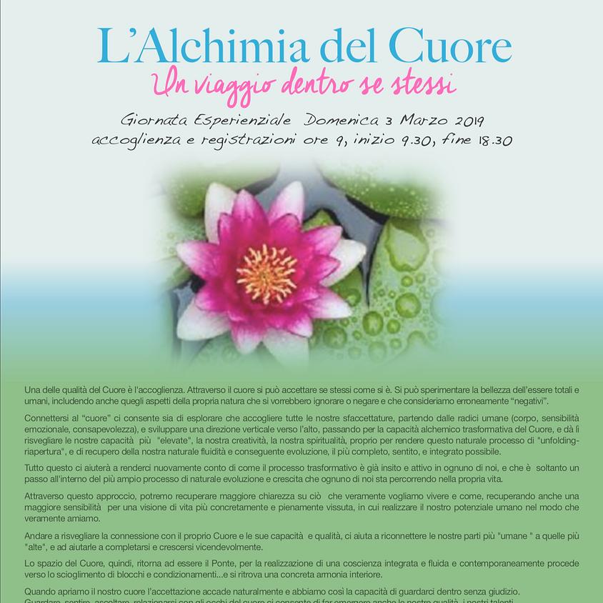 L'ALCHIMIA DEL CUORE - con Nirava