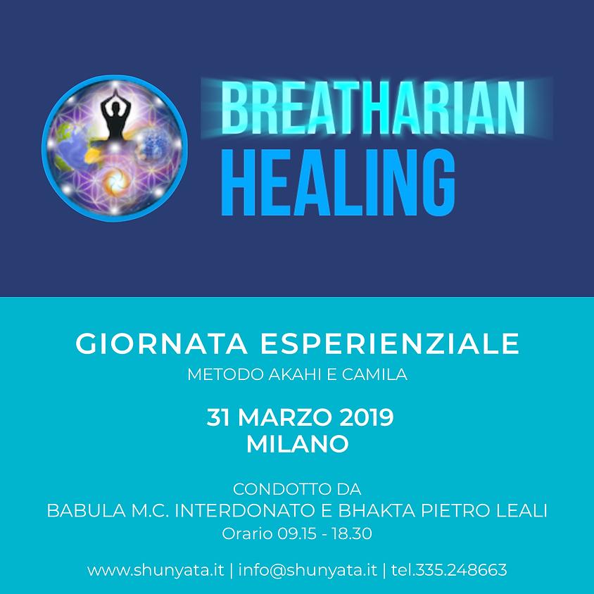 BREATHARIAN HEALING - Giornata Esperienziale - con Babula&Bhakta