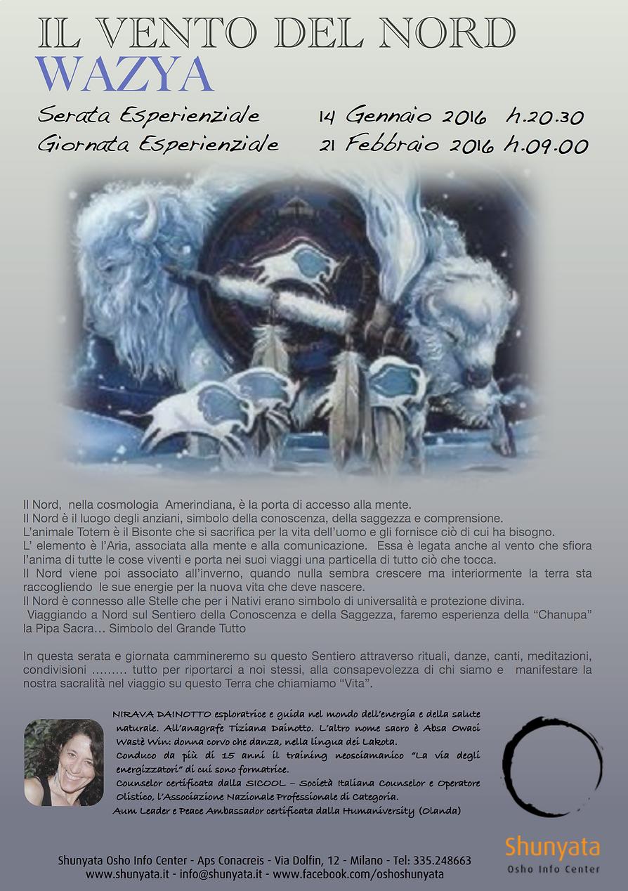 Meditazioni del cuore Con Nirava Tiziana Dainotto a Milano Shunyata Osho Info Center