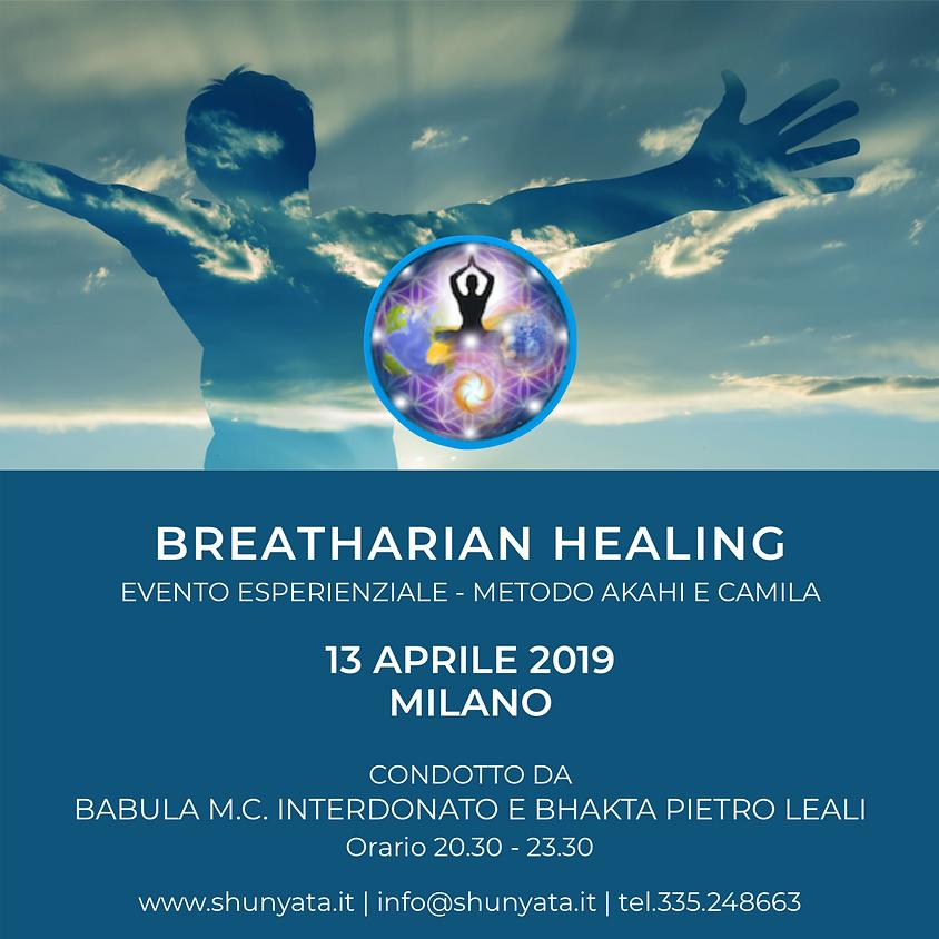 BREATHARIAN HEALING - Evento Esperienziale