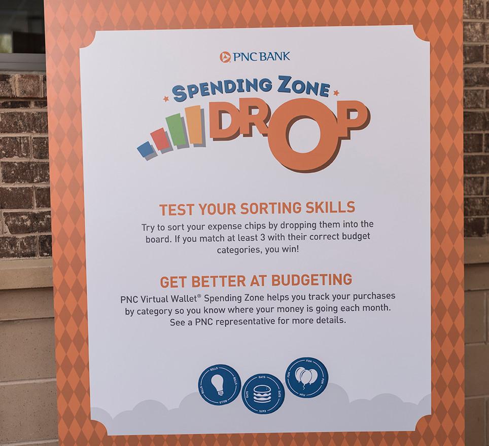 Spending Zone Drop