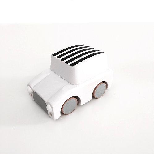 Kuruma - Stripes  / White