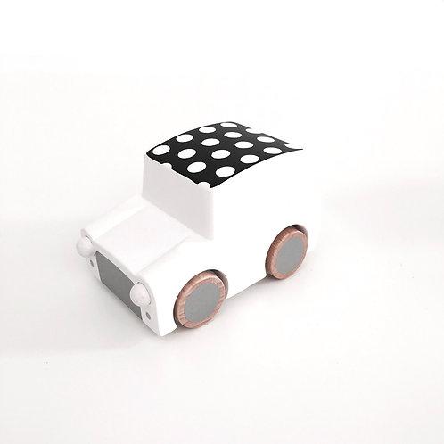 Kuruma - Dots / White