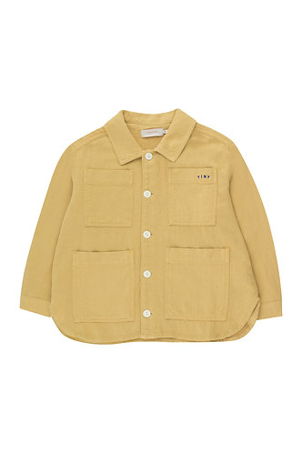 Solid Jacket, sand - Tiny Cottons