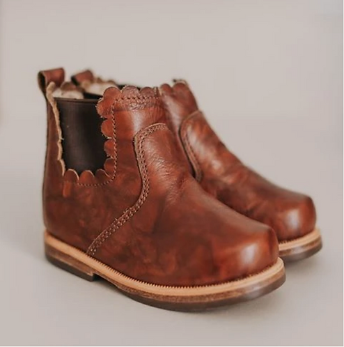 Maple Boots, Brown - The Humble Soles