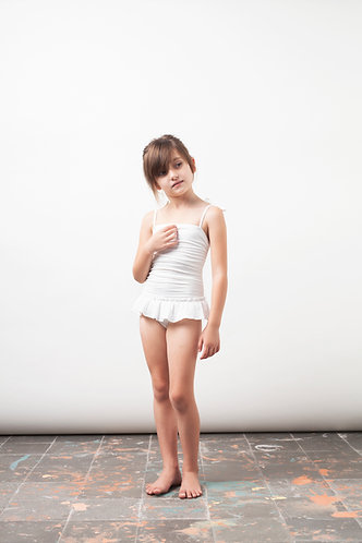 Swiss Baby Body, Off White - Tocoto Vintage