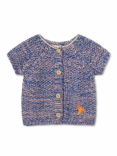 Baby SS Cardigan, B.C. - Bobo Choses