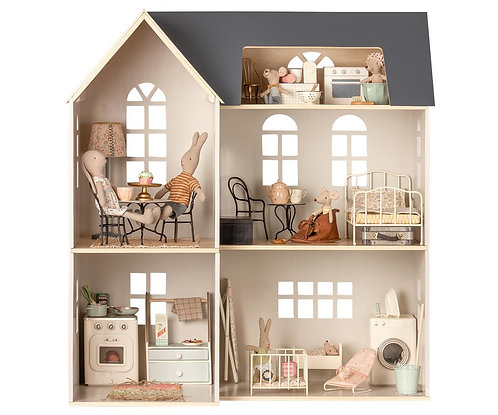 House Of Miniature, Doll House- Maileg