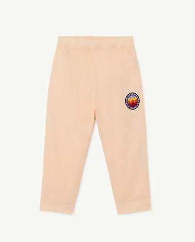 Elephant Kids Trousers, Pink Molto - TAO