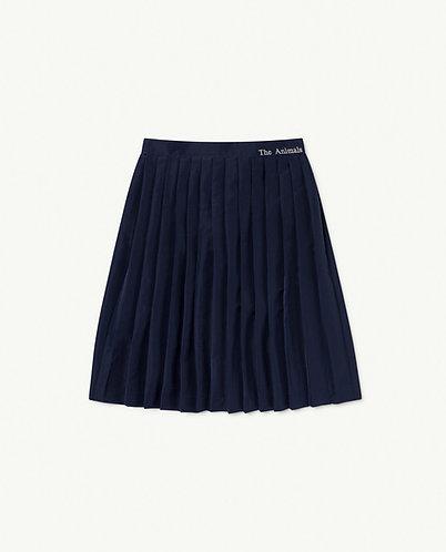 Cat Kids Skirt, Navy The Animals - TAO