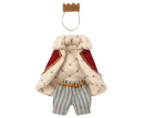 King Clothes For Mouse - Maileg