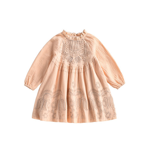 Suenna Dress, Blush - Louise Misha