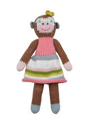 Girl Monkey Rattle - Blabla