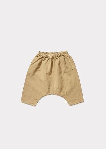 Azuki Baby Trouser, Sand - Caramel