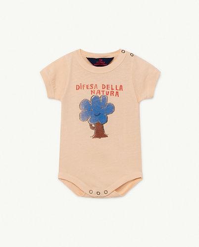 Chimpanzee Baby Body, Peachy Tree - TAO