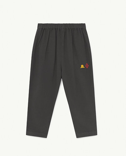 Elephant Kids Trousers, Blue Hat - TAO