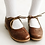 Thumbnail: Hoja Shoes, Brown - The Humble Soles