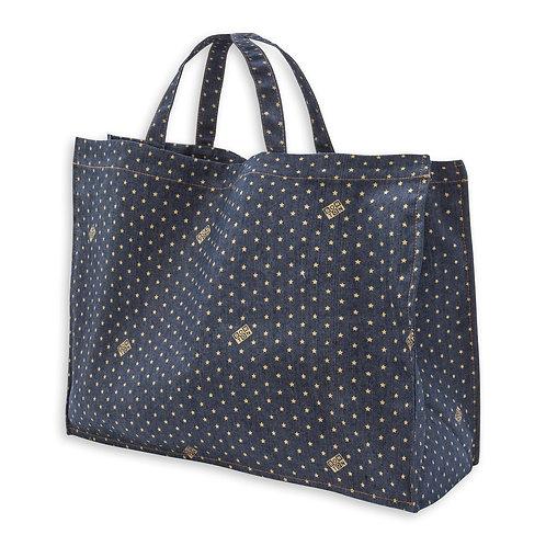 Bonton Denim Shopping Bag - BONTON