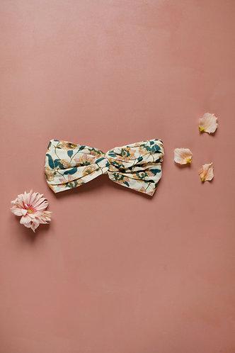 Yuriria Headband, Cream Flowers - Louise Misha