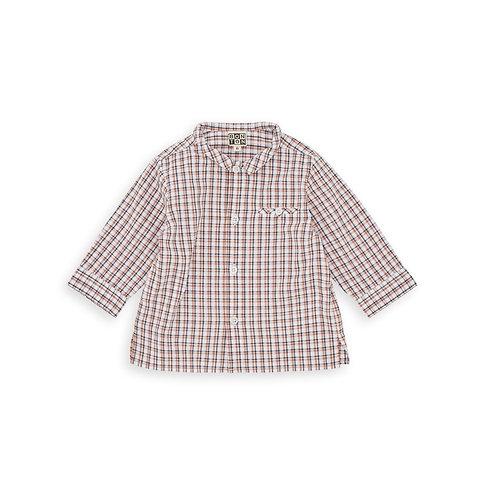 Journal Shirt, Carreaux - BONTON