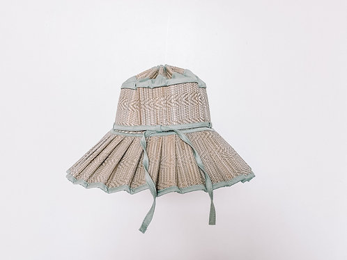 Capri Child Hat, Sea Foam – Lorna Murray
